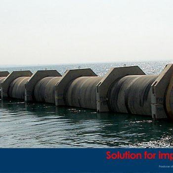 لوله پلی اتیلن در تکنولوژی آبی دریایی